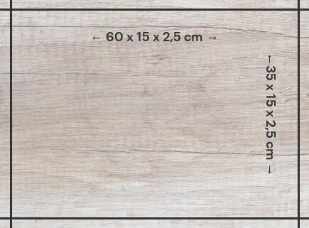 Afbeelding 1 - Frame plantenbak