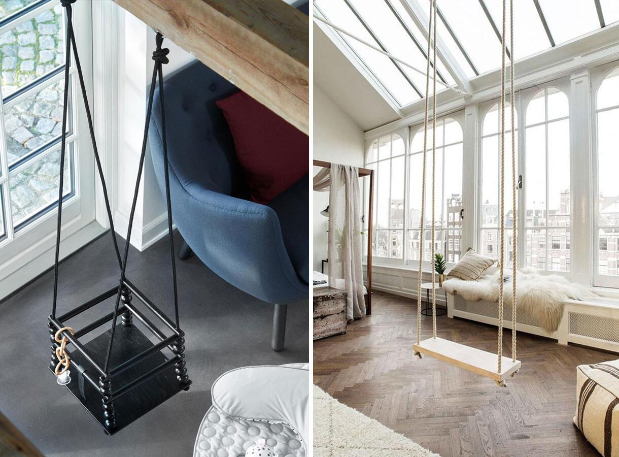 cc links: fonQ / cc rechts: Interieur-inrichting