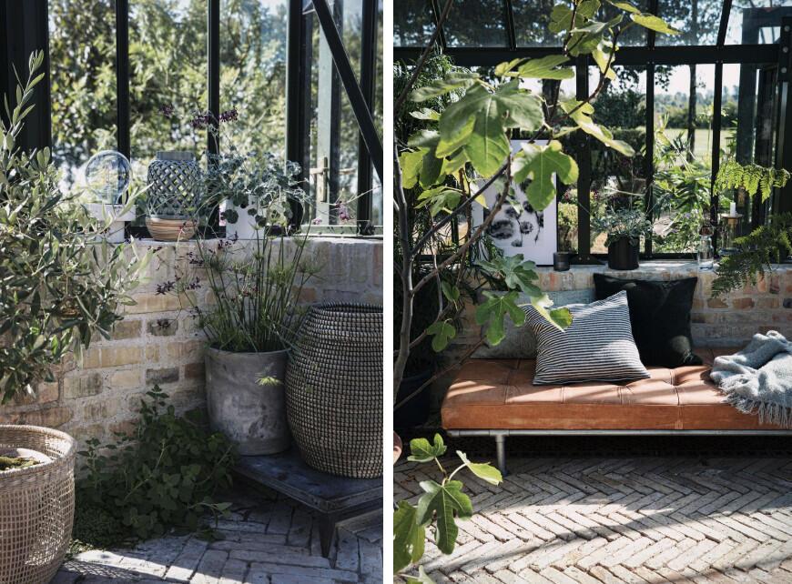 Sfeerbeeld 1 - kleine tuin