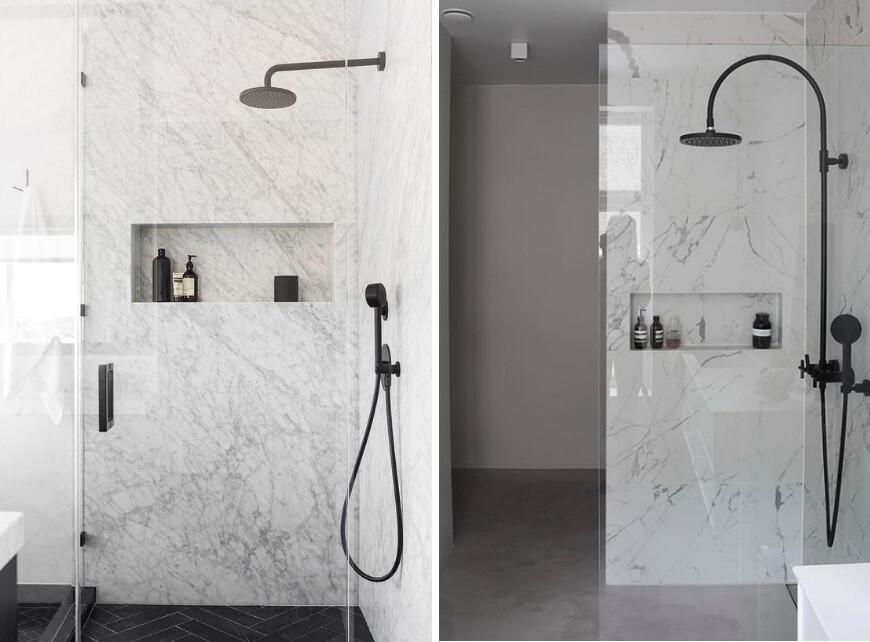Kleine badkamer inrichten - Sfeerbeeld 5