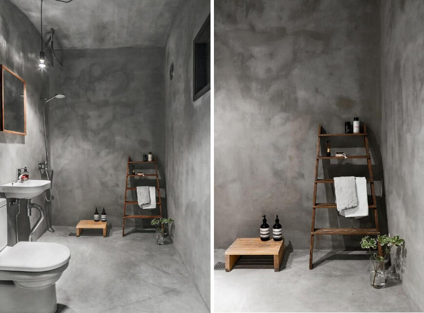 Kleine badkamer inrichten - Sfeerbeeld 4
