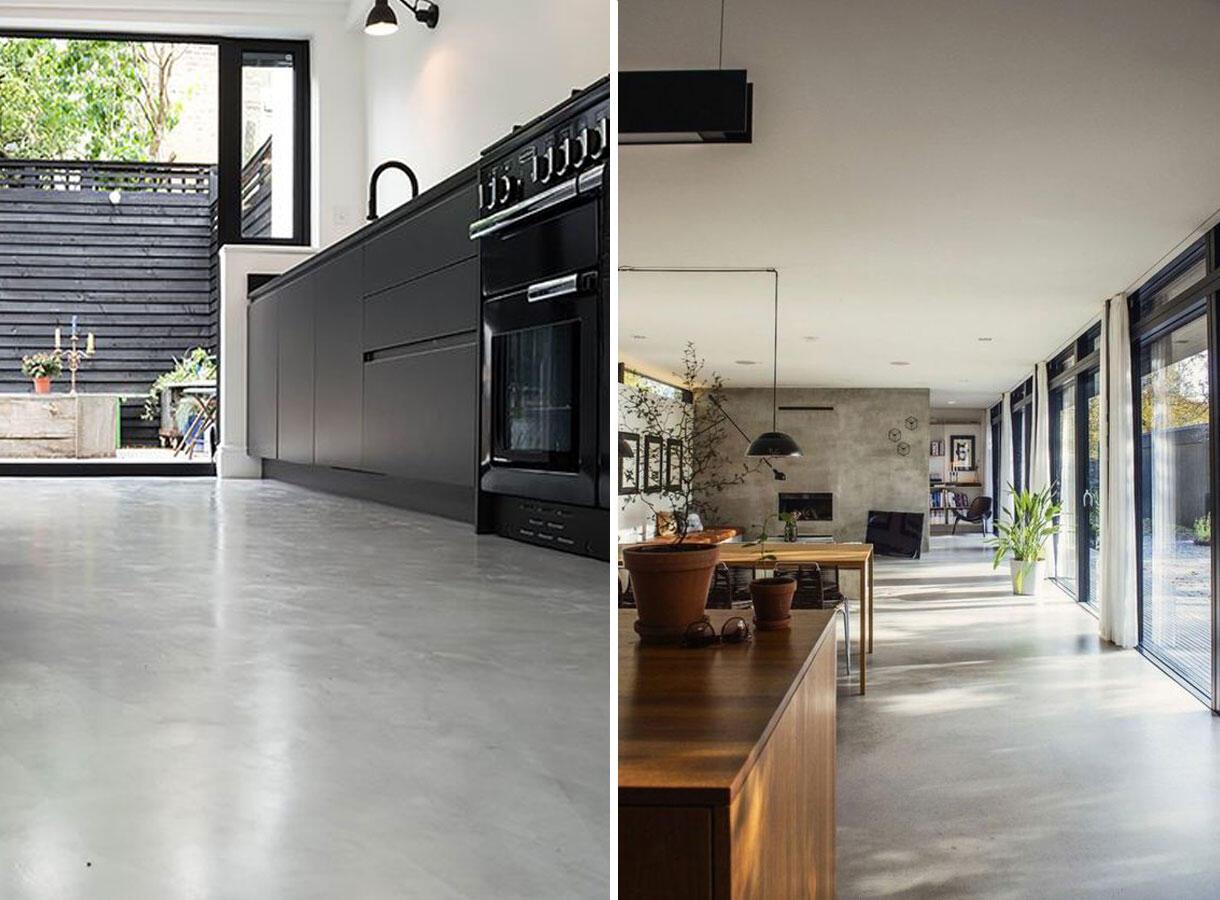 cc L:Resin FlooringR: Archzine