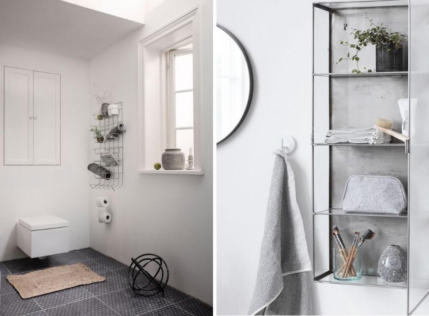 Kleine badkamer inrichten - Sfeerbeeld 2