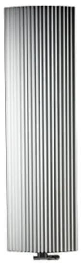 Jaga Iguana Arco designradiator 2000x510mm 1427W metaalgrijs ARCW200051001MM