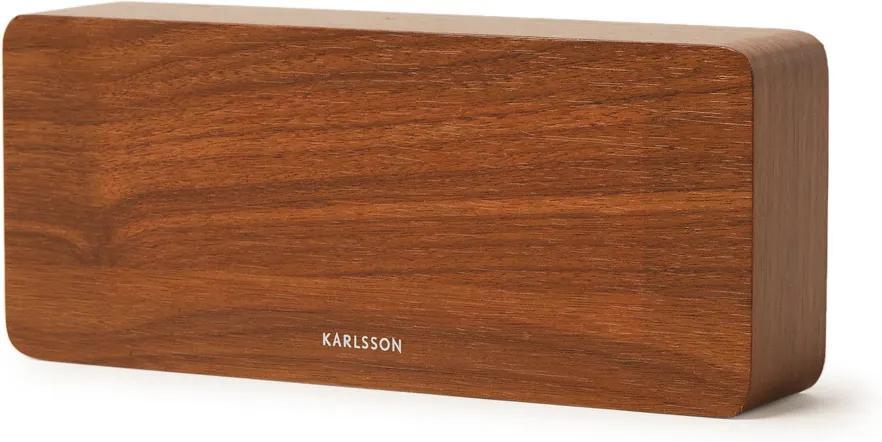 Karlsson Tube LED wekker
