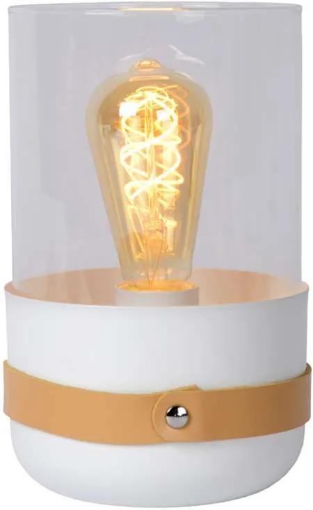 Lucide tafellamp Centur - wit - Leen Bakker