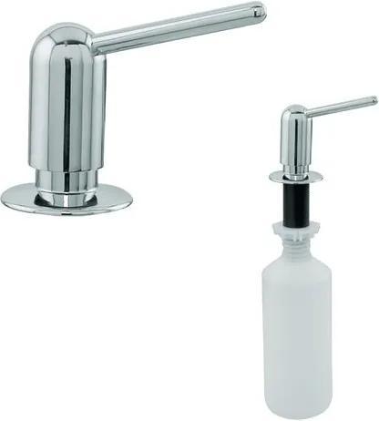 Aliseo Classic classic zeepdispenser messing glanzend chroom 070026