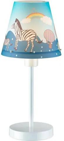 Jens Stolte Leuchten tafellamp, 1 fitting, »Zebra«