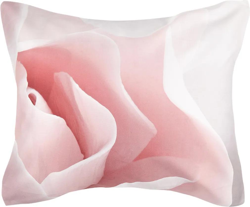 Ted Baker Haylia Porcelain Rose kussensloop van katoensatijn 220TC in 2-pack