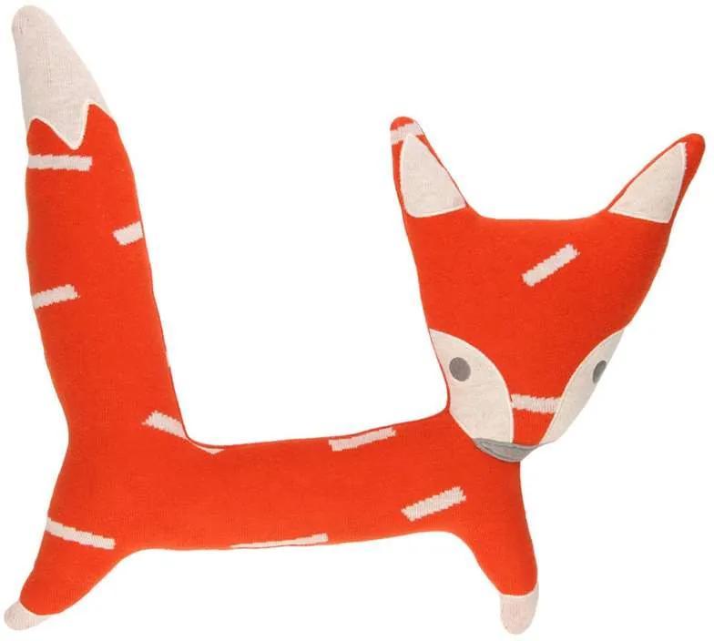 Art for Kids sierkussen Vos - 46x46 cm - Leen Bakker