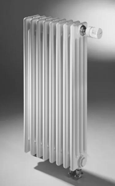 Zehnder Charleston spa designradiator met handdoekbeugel 1500x669mm 1459W wit CPV2150 CPV2150-14
