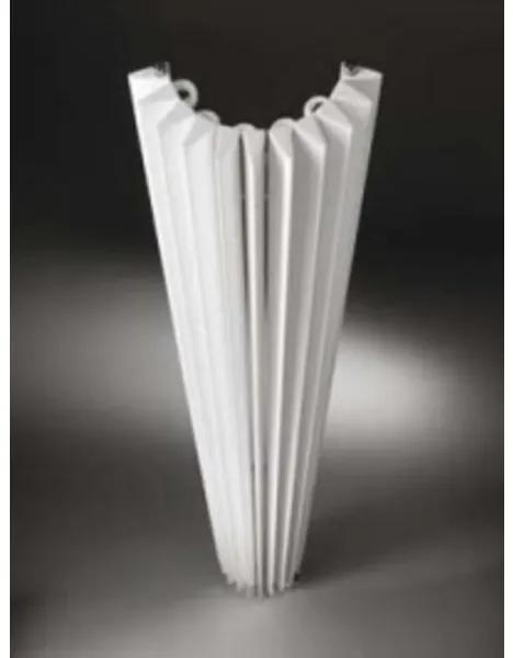 Jaga Iguana Circo Designradiator wandmodel 1800x340mm 1092 watt mat wit CIRW180034333MM
