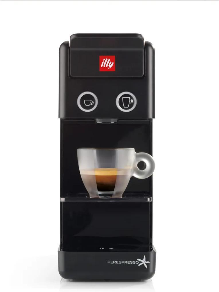 illy Y3.2 iperEspresso espresso- en koffiemachine - zwart