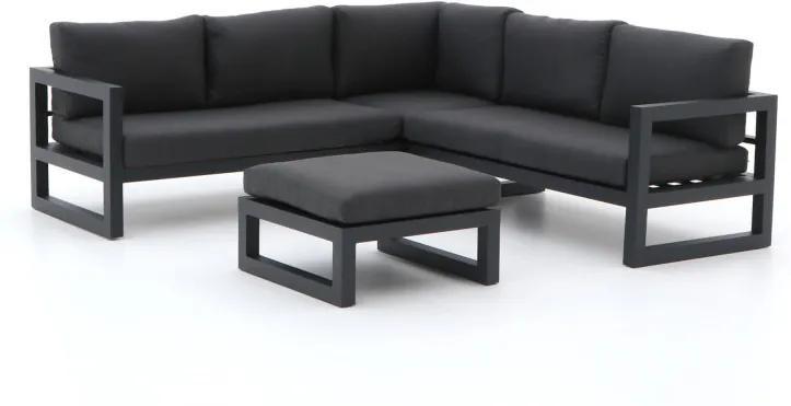 Forza Maderno hoek loungeset 4-delig - Laagste prijsgarantie!