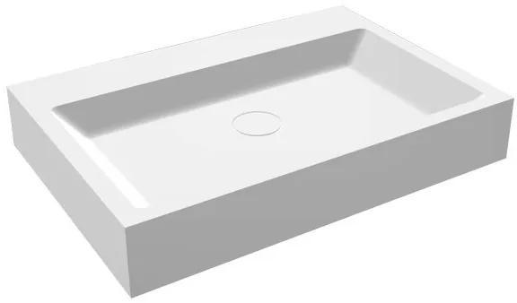 Best Design Just-Solid Wastafel Opera-60