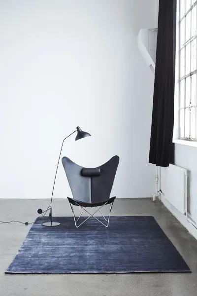 Massimo - Bamboo Steelblack - 250 x 300 - Vloerkleed