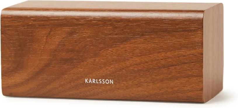 Karlsson Block LED wekker