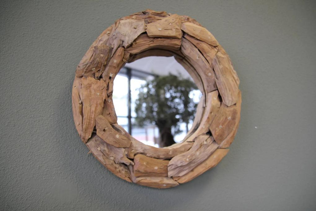 Spiegel sprokkel rond 40 cm