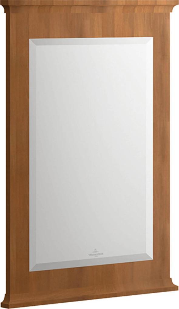 Hommage spiegel 68,5x74 cm noten