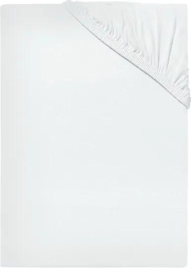 Jersey hoeslaken 180 - 200 x 200 cm Wit