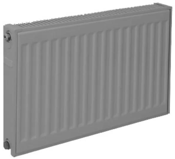 Plieger paneelradiator compact type 11 400x1600mm 1032W donker grijs structuur 7341168
