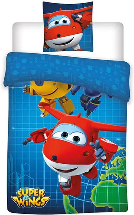 License Super Wings Jett Dekbedovertrek