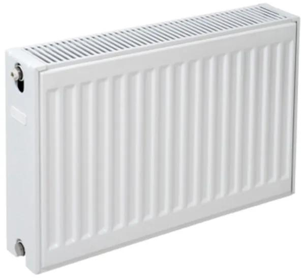Plieger paneelradiator compact type 22 600x600mm 1052W wit structuur 7341107