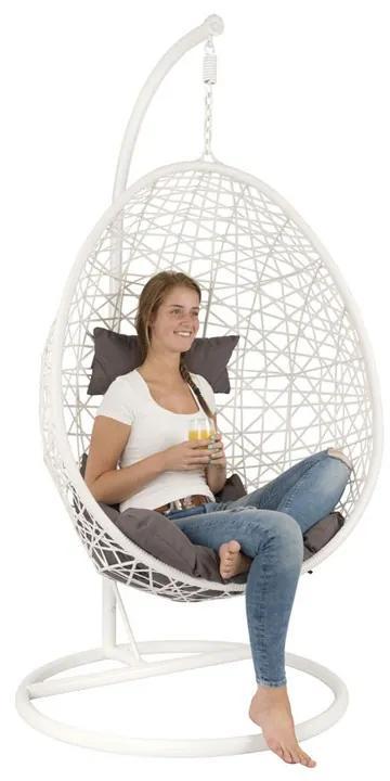Hangstoel Swing - wit