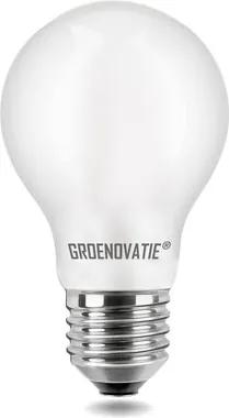 E27 LED Filament Lamp 4W Warm Wit Dimbaar Mat