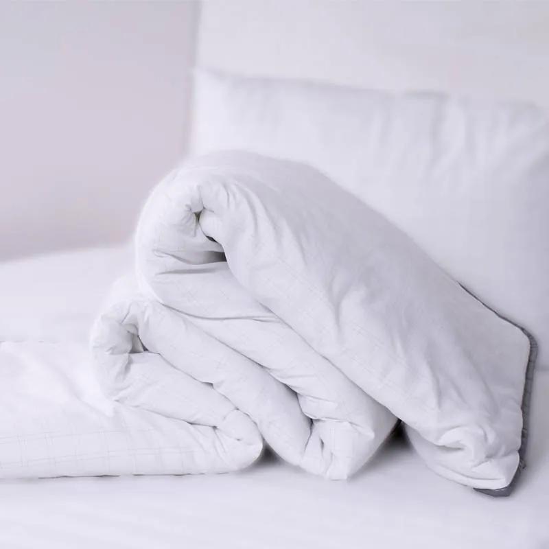 Vitality Pur Luxe Dekbed - Anti Stress - 4-Seizoenen 140 x 200
