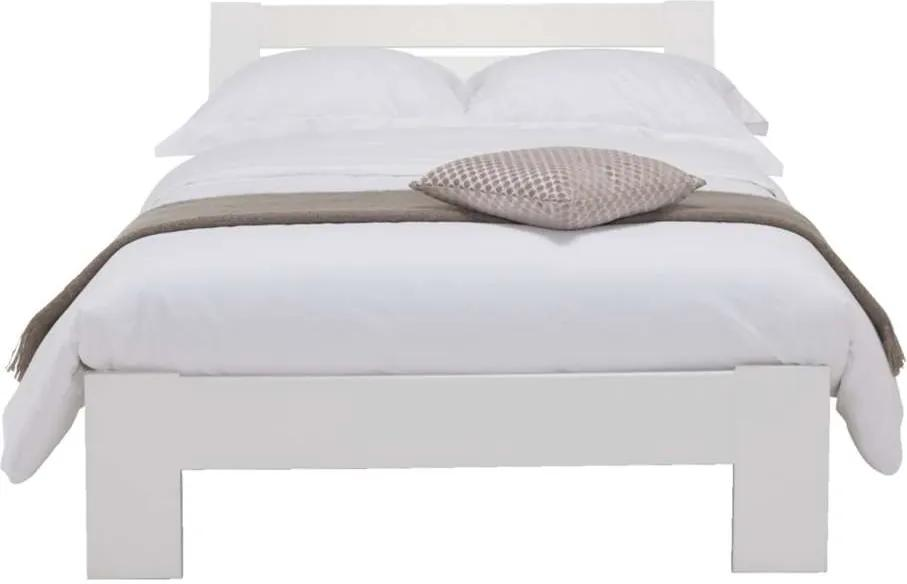 Bed Sydney 3 latten - wit - 120x200 cm - Leen Bakker