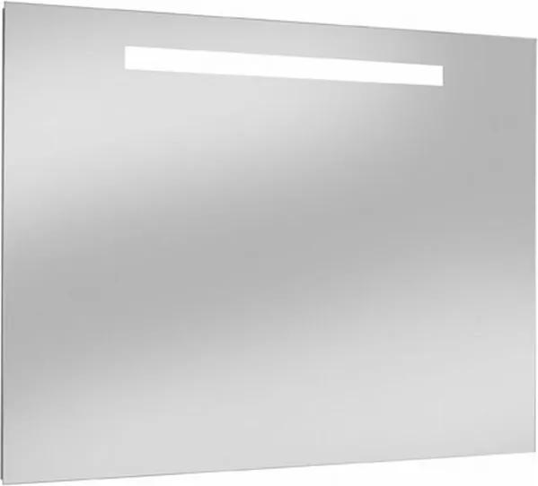 Villeroy en Boch More To See spiegel met geïntegreerde LED verlichting horizontaal 130x60x3cm a4301300