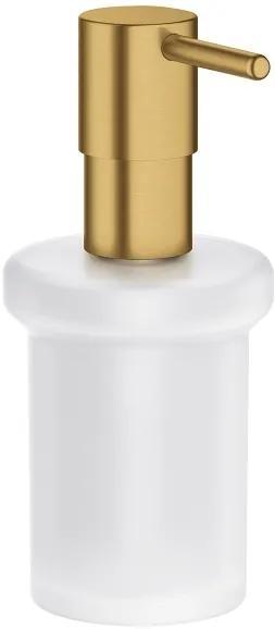 Essentials zeepdispenser zonder houder cool sunrise geborsteld