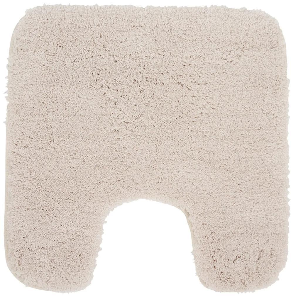 Toiletmat Differnz Altera Antislip 60x60 cm Microfiber Beige