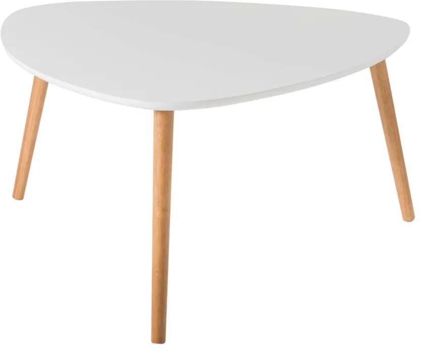 Demeyere salontafel Nomad - wit - 80x80x40 cm - Leen Bakker