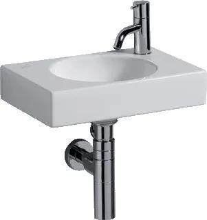 Preciosa fontein 40 x 28 x 8cm kraangat rechts wit