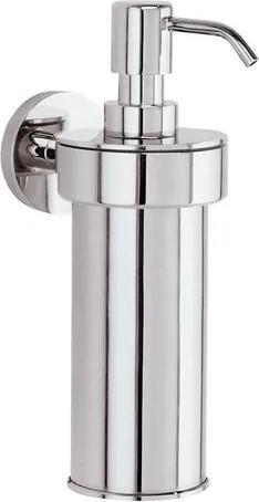 Aliseo Hotelperfektion zeepdispenser messing 70x19.5x12cm glanzend chroom 030477