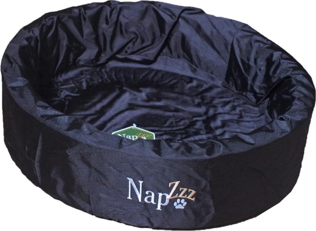Nap'zzz waterproof mand rond zwart nr. 2/50 cm