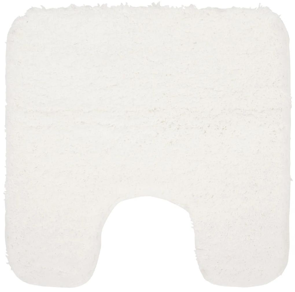 Toiletmat Differnz Altera Antislip 60x60 cm Microfiber Gebroken Wit