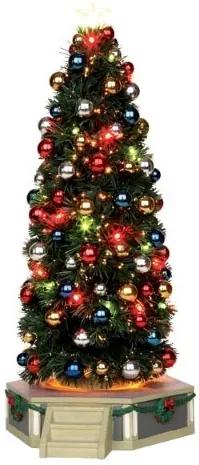 The majestic christmas tree LEMAX