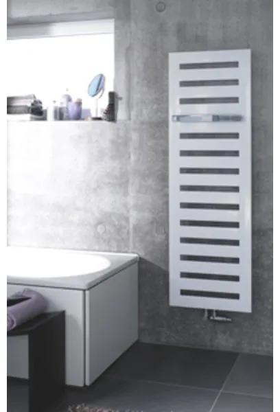 Zehnder Metropolitan Bar designradiator verticaal 1225x400mm 469W wit MEPM120040ID