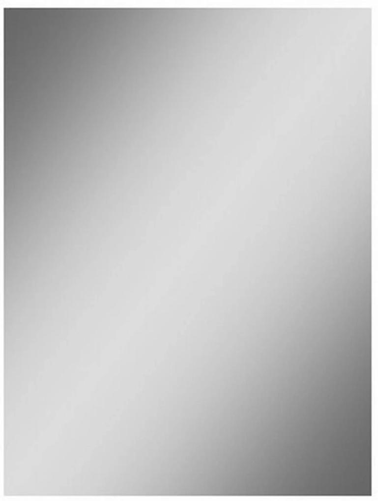 Square spiegel rechthoekig 60x30 cm
