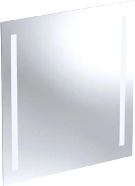 Geberit Option Basic spiegel m. verlichting verticaal 60x65cm 500.586.00.1