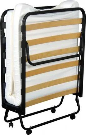Vouwbed, logeerbed, opklapbed 80x200cm inclusief matras (8 cm)