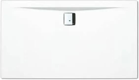 Hoesch Thasos II douchebak acryl rechthoekig 100x90x6,5cm wit 6671010