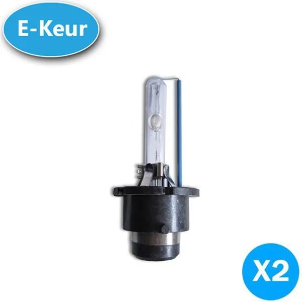 Xenon lamp - Set 2 stuks - D2S 5000K + E-Keur