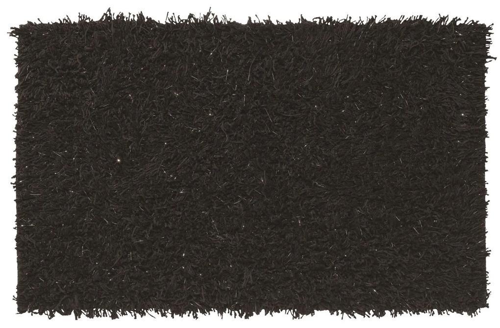 Badmat Sealskin Brilliance New York 60x90 cm Zwart