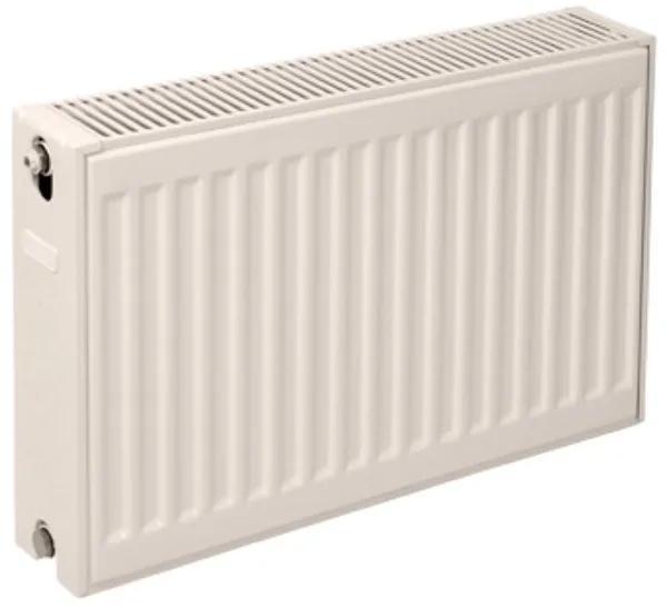 Plieger paneelradiator compact type 22 400x1200mm 1529W pergamon 7340922