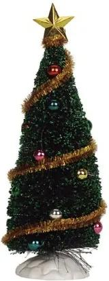 Sparkling green christmas tree medium LEMAX