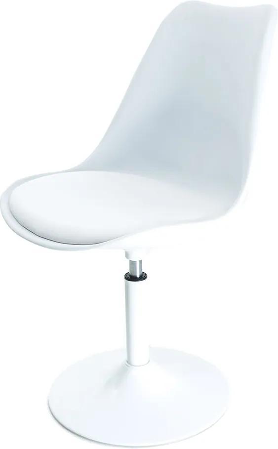 Essence Fuerta stoel - Draaibare bureaustoel- Tulip - Viva - Tequila - Kuipstoel - Ronde voet - Scandinavisch - Design